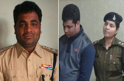 Matrimonial sites  Matrimonial fraud  Fraud  Fake police officer  Bhopal  Marriage  Nikah