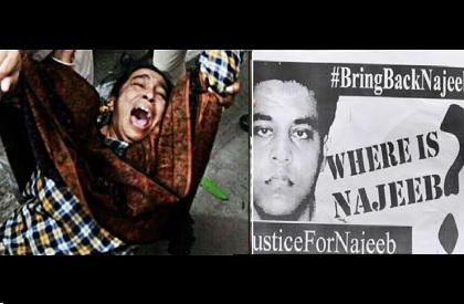 Najeeb  Missing boy  Fatima Nafees  CBI  ABVP  Delhi  JNU  Court  Justice  Law