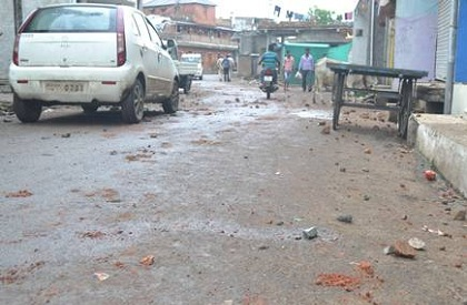 Clash  Communal tension  Madhya Pradesh  Shajapur
