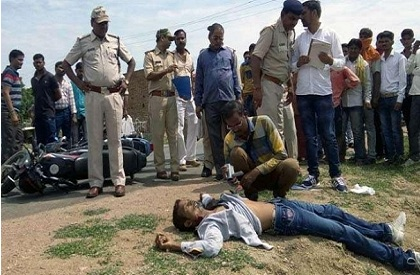Madhya Pradesh: Accused in BJP leader's murder is shot dead on way to court hearing