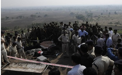 Encounter  SIMI  Commission  Judicial Commission  Probe  Bhopal  Report