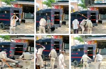 Madhya Pradesh  Police Atrocities  Torture  Police Brutality  Bhopal  Chhindwara  DGP  Police  Indian police