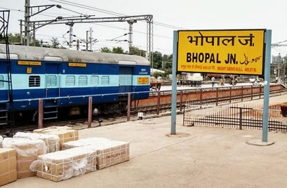PPP  privatisation  redevelopment  railway stations  Bhopal  Indore  railway ministry
