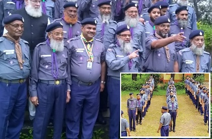Ulema, madarsa heads undertake scouts' training, get conscious about physical fitness