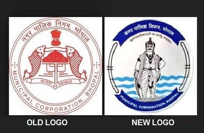 Bhopal  Municipal Corporation  Logo  Bhopal municipal corporation logo  Nawab Dost Mohammad Khan  Bhopal