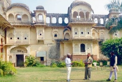 heritage  history  archaeology  Sheopur  Fort  11th century  World Monuments Fund
