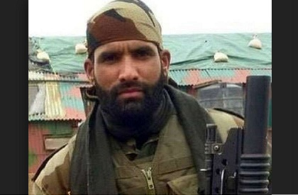 Martyr  Kashmir  Soldier  Army  Aurangzeb  Jammu and Kashmir  India  Terrorism  Pakistan