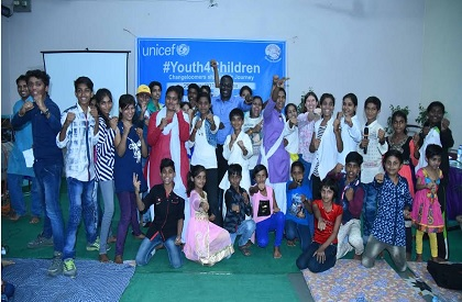 UNICEF  children  youth  youngsters  adolescents  sanitation  health  gender  disability