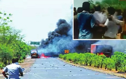 Mandsaur firing: Commission gives clean-chit to police, no indictment of top officials